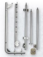 Geländerpfosten - Konfigurator - Pfosten für zahlreiche Füllungstypen und Montagepositionen