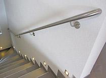 Treppenhandlauf aus Edelstahl - Kundenbewertungen / Kundenmeinungen