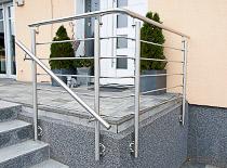Terrassengeländer aus Edelstahl - Kundenprojekte / Kundenmeinungen