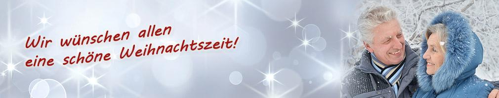 Körting EDELSTAHL - Geländer und Handläufe auf Maß - wünscht frohe Weihnachten