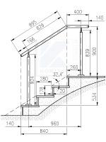 für freistehende Treppenhandläufe können wir eine CAD-Zeichnung für Sie erstellen.