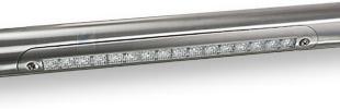 Handlauf-LED-Modul verschweißt, mit abschraubbarem Einsatz