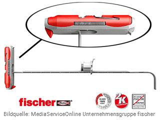 Fischer Duotec 12 - Dübel für Plattenbaustoffe