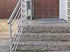 Treppengeländer aus Edelstahl als Bausatz auf Maß vorgefertigt zur Selbstmontage