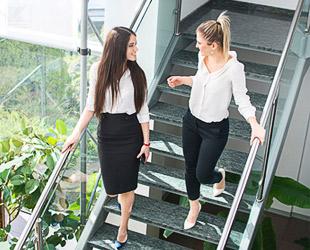 Treppengeländer aus Edelstahl  - Welche Maße sind einzuhalten?