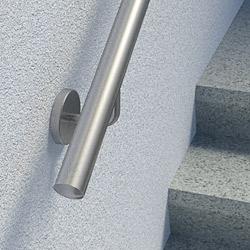 Wandhandläufe in verschiedenen Durchmessern  - Für und Wider