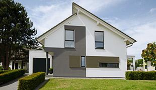 Geländer für den Einsatz im privatem Wohnhaus ohne Vermietung